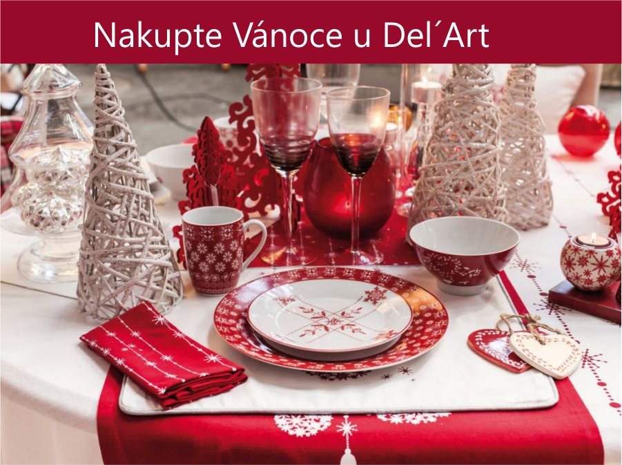 Pomůžeme Vám vytvořit kouzlo vánočního domova