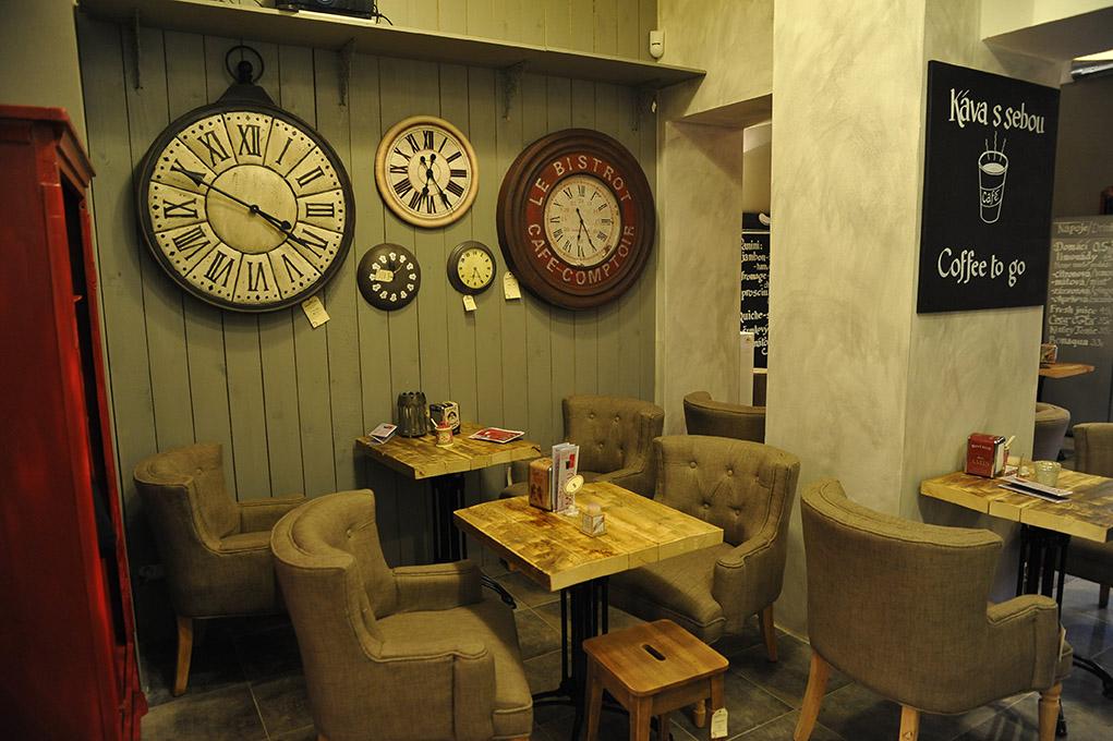 Kavárna Opletalova