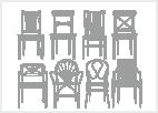 Židle a stoličky