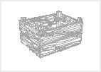Dřevěné krabice