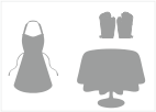 Ubrusy a kuchyňský textil