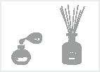 Bytové parfémy, difuzéry, svíčky
