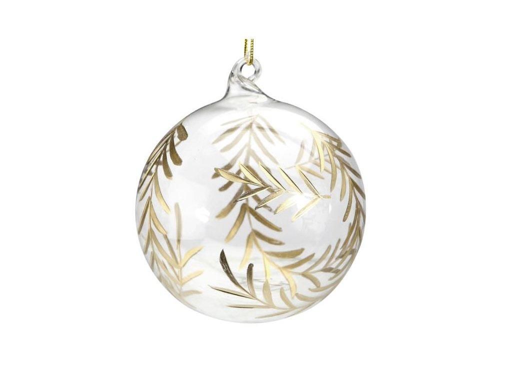 Vánoční ozdoba Koule vertikální
