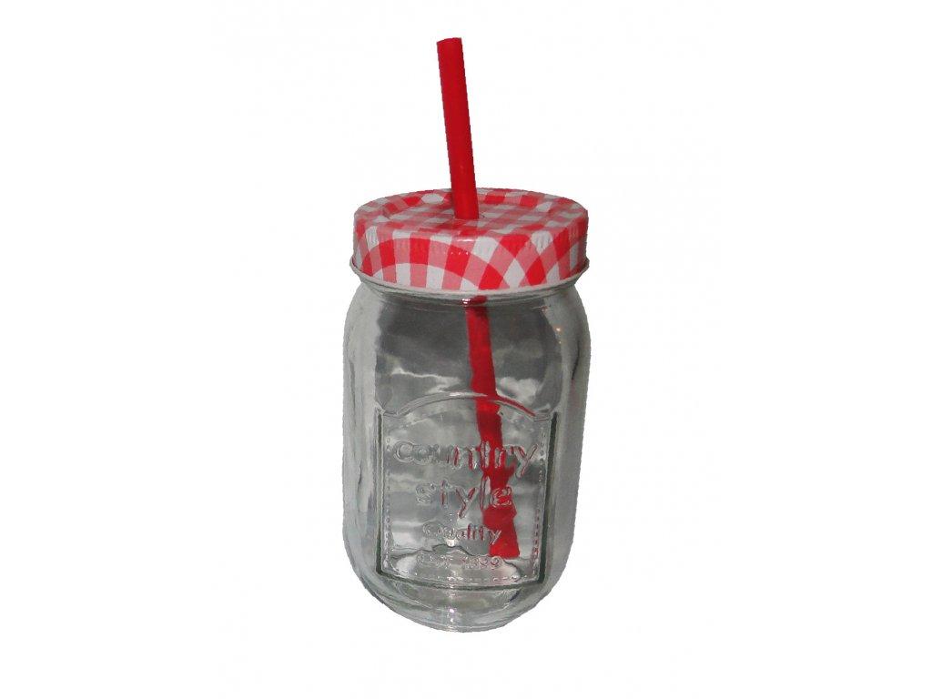 Hrnek / sklenice na limonádu  Vintage