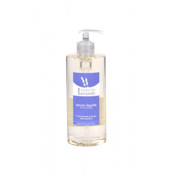 Levandulové tekuté mýdlo