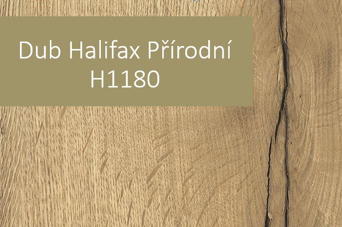 Podlahy a dveře k Dubu Halifaxu Přírodnímu H1180!
