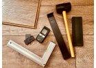 Příslušenství k dřevěným podlahám