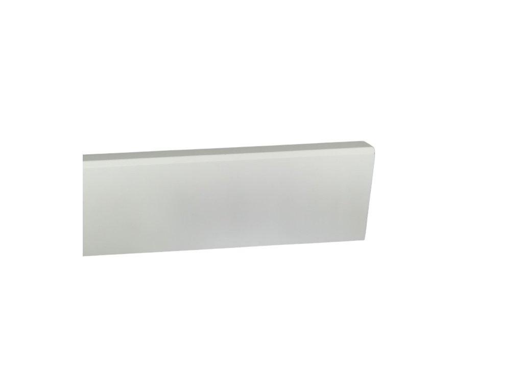 Obvodová lišta Image, bílá
