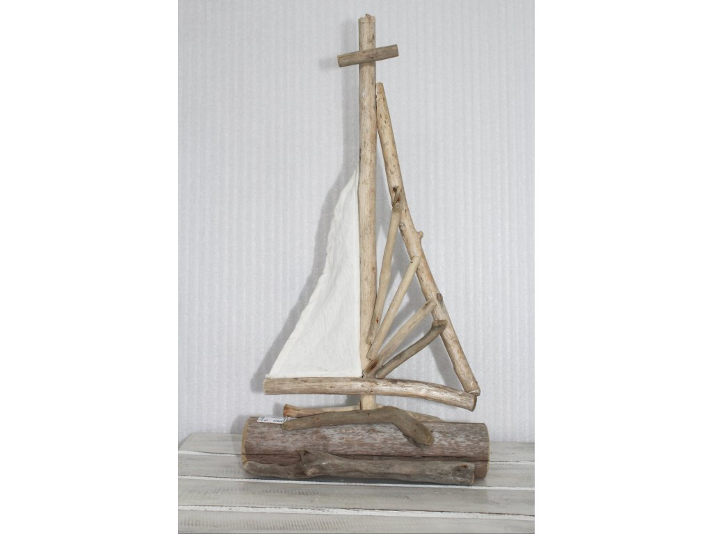 Plachetnice- plavené dřevo