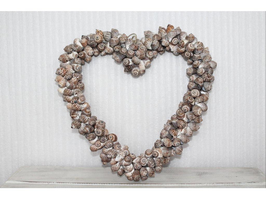 Srdce- mušle