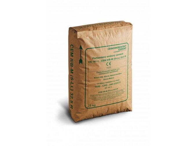 cement hydrát písek