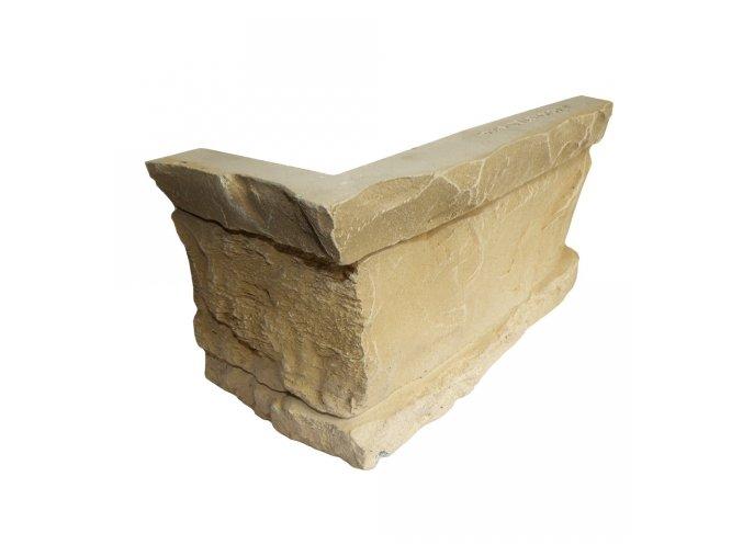 Obklad umělý kámen Arizona - roh