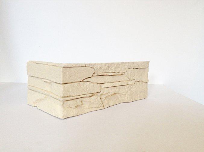 Obklad imitace kamene Ronda písková - roh