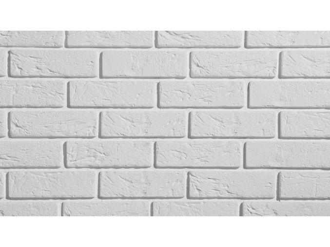 Obklad imitace kamene Parma white - Stegu
