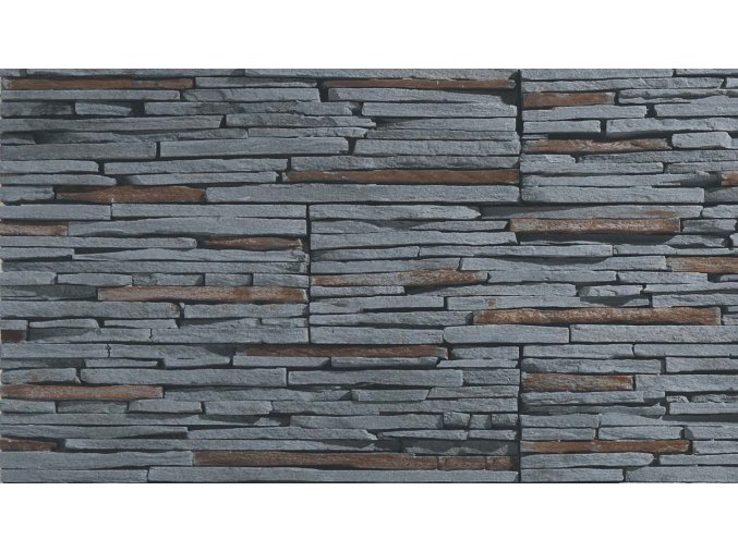 Obklad imitace kamene Venezia Graphite - Stegu