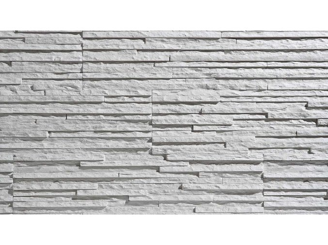 Obklad imitace kamene Palermo 1 white - Stegu