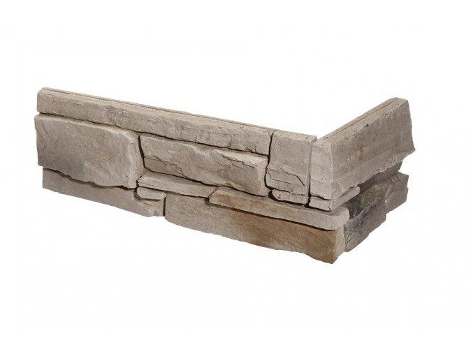 Obklad imitace kamene Grenada 2 frost roh - Stegu