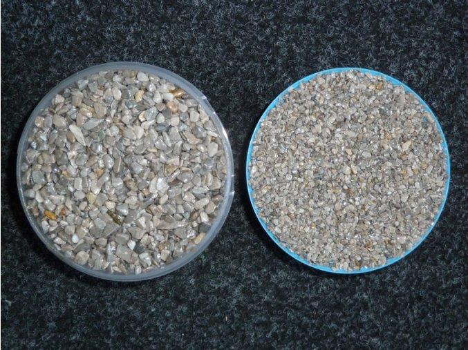 Kamenný koberec Occhialino 4-8mm