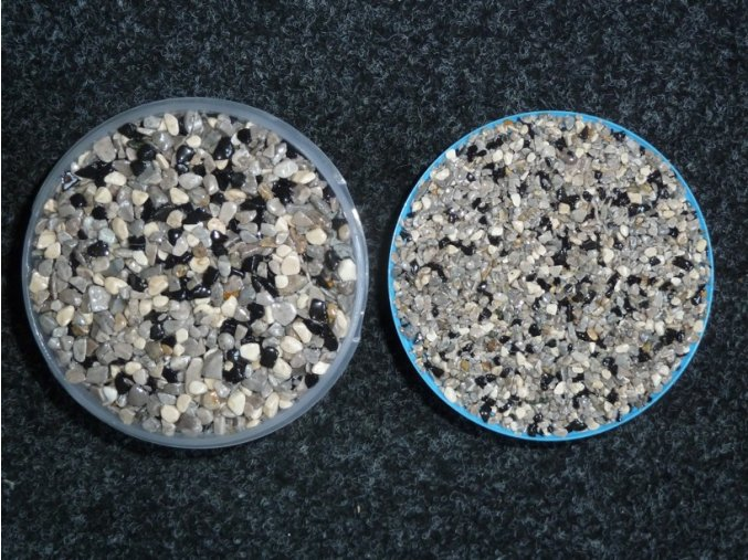 Kamenný koberec Vento 1-4mm