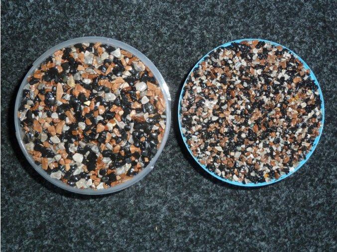 Kamenný koberec Vesuvo 1-4mm