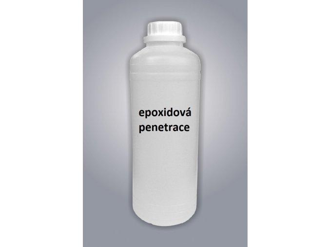 Epoxidová penetrace - savé podklady