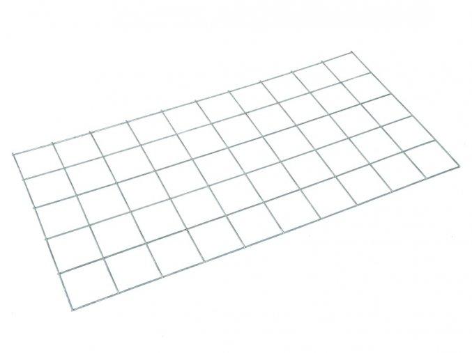 Gabion síť 100x50cm oko 10/10 cm