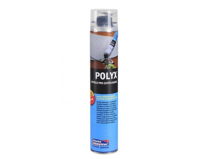 pěnové lepidlo na polystyren Polyx 750ml