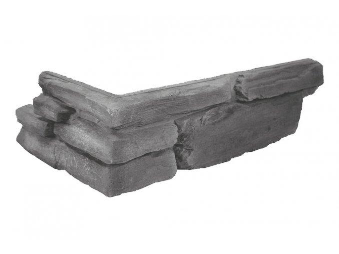 Obklad imitace kamene Justina roh