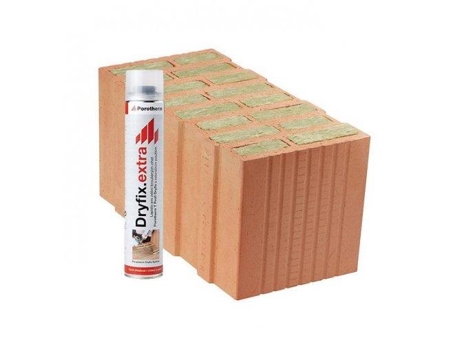 Porotherm 50 T Profi Dryfix 1