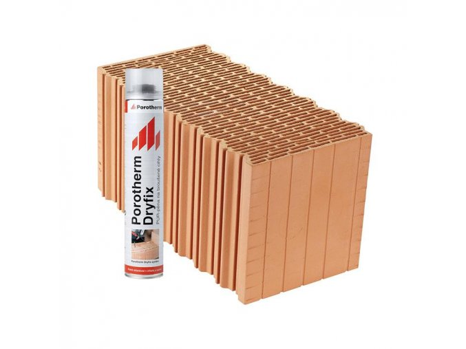 porotherm 50 eko+ profi dryfix