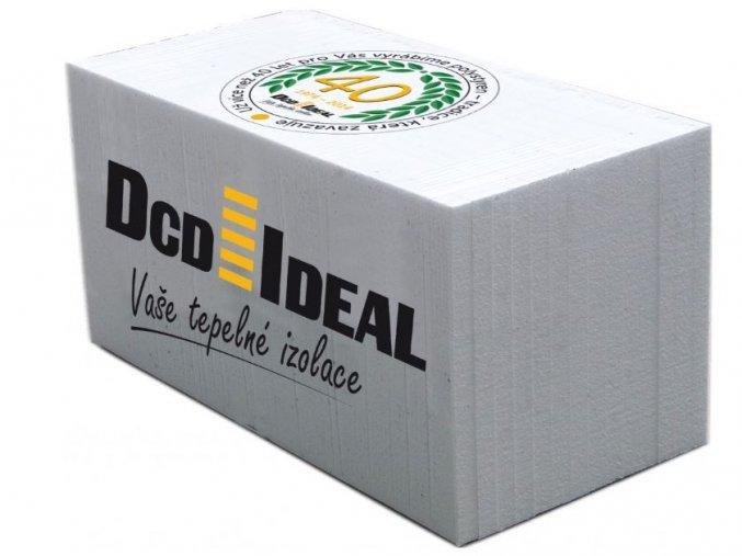 podlahový polystyren EPS 100S DCD Ideal