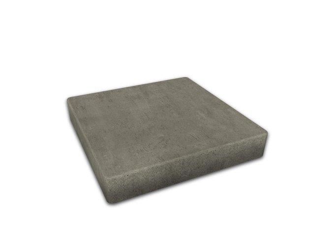 betonová plošná dlažba 30x30cm Prefa
