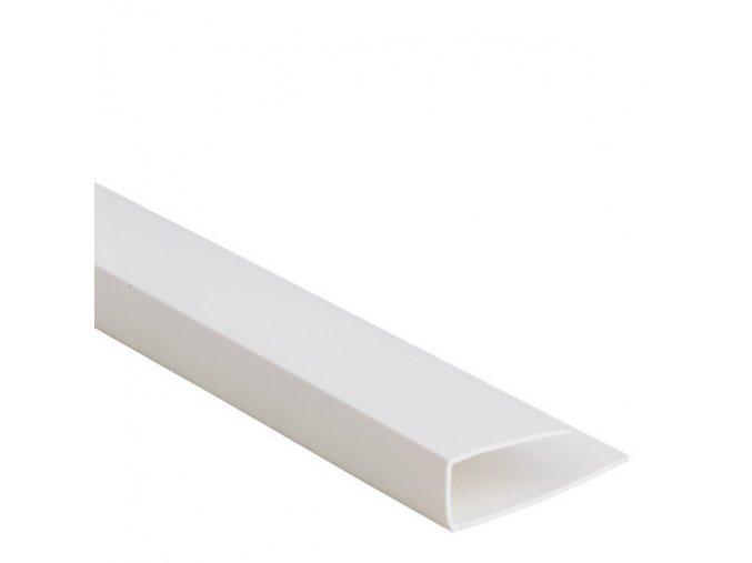 Ukončovací profil Color P109 bílá 3m