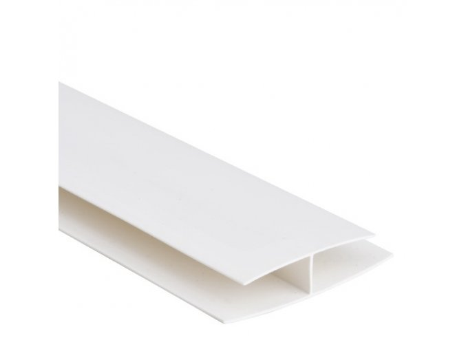 Spojovací profil COLOR bílá