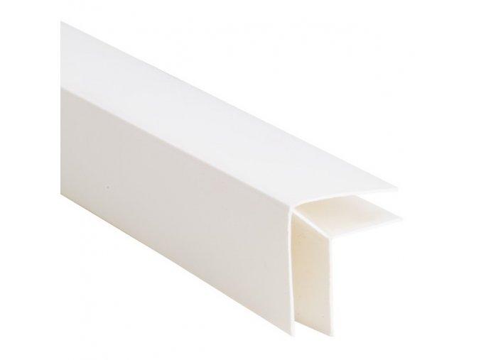 Rohový profil COLOR bílá