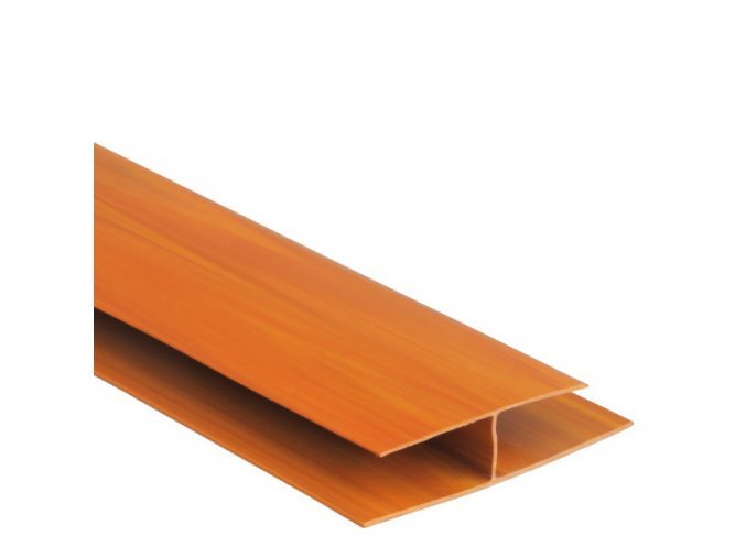 spojovací profil pro palstové palubky COLOR borovice - olše