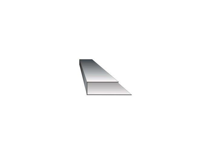 Ukončovací profil Profi Decor P509 antracitová šedá 3m