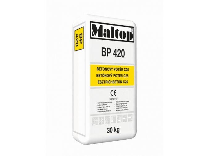 Quick mix BP 420 25kg betonový potěr