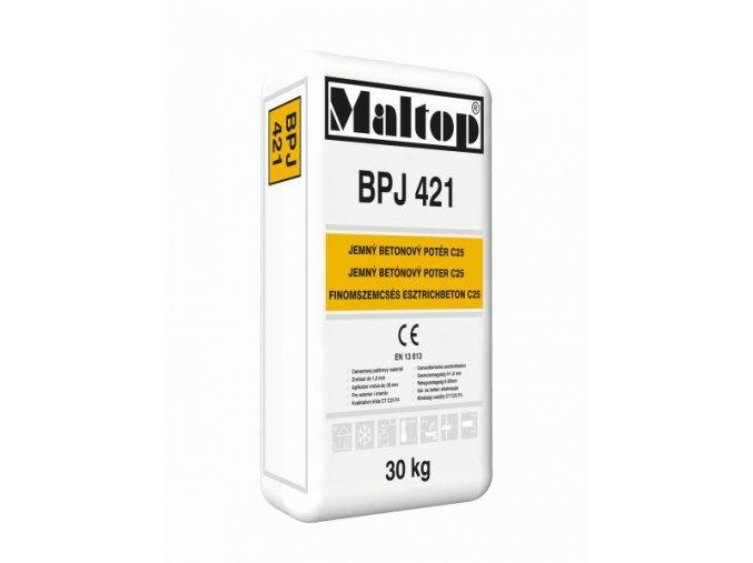 Quick mix BPJ 421 30kg jemný betonový potěr