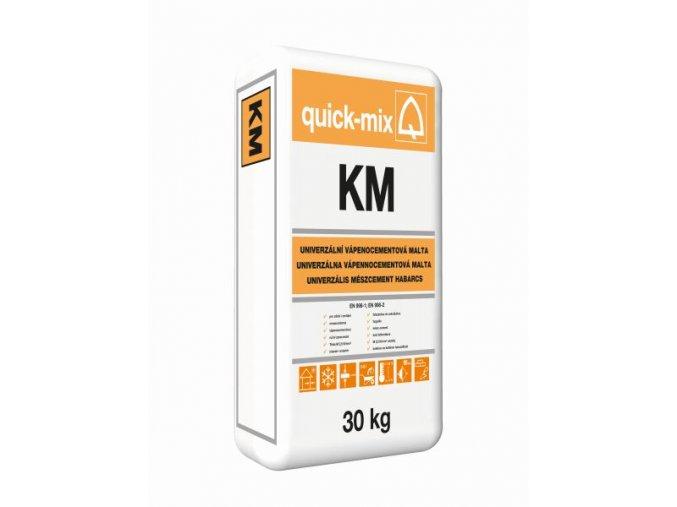 Quick mix KM - UNIMALTA 30kg vápenocementová univerzální malta