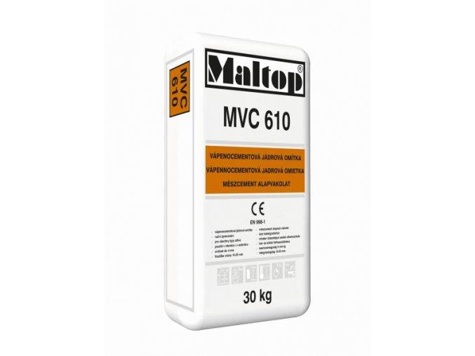 Quick mix MVC 610 30kg vápenocementová jádrová malta
