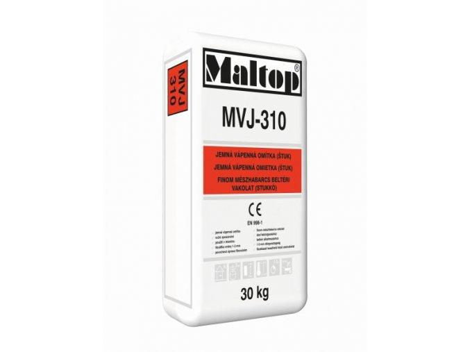 Quick mix MVJ 310 30kg jemná vápenná malta