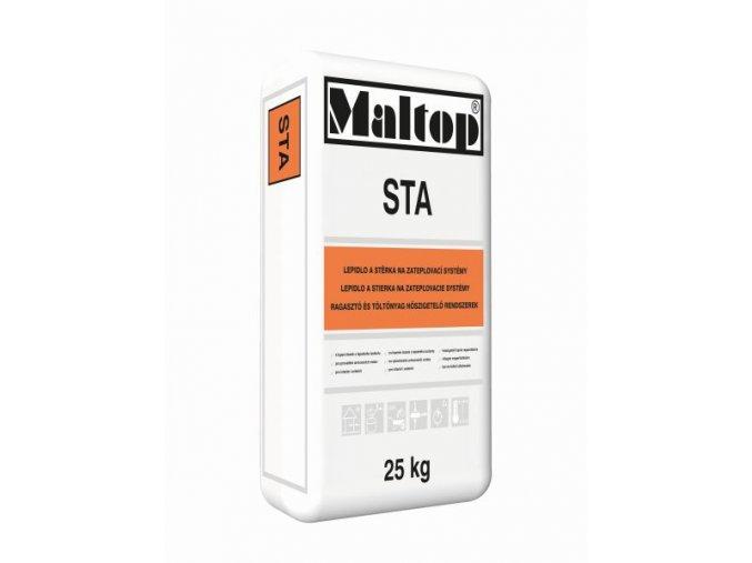 Quick mix STA 25kg stavební lepidlo a stěrka