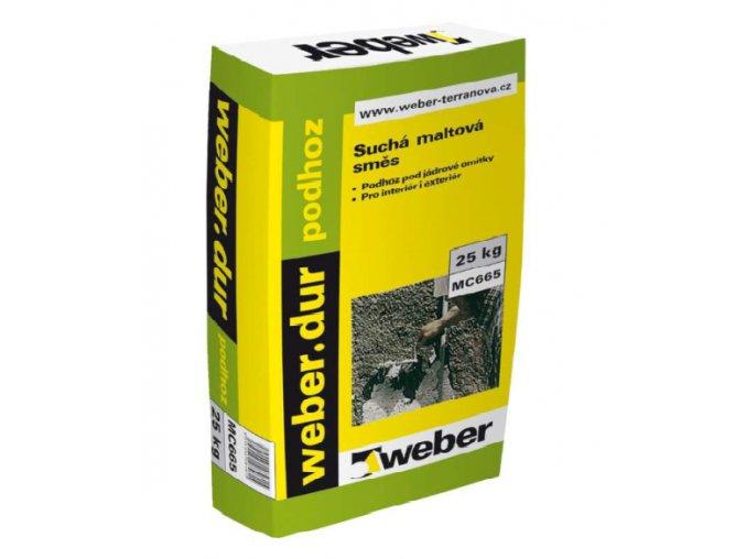 Weber dur podhoz 25 kg