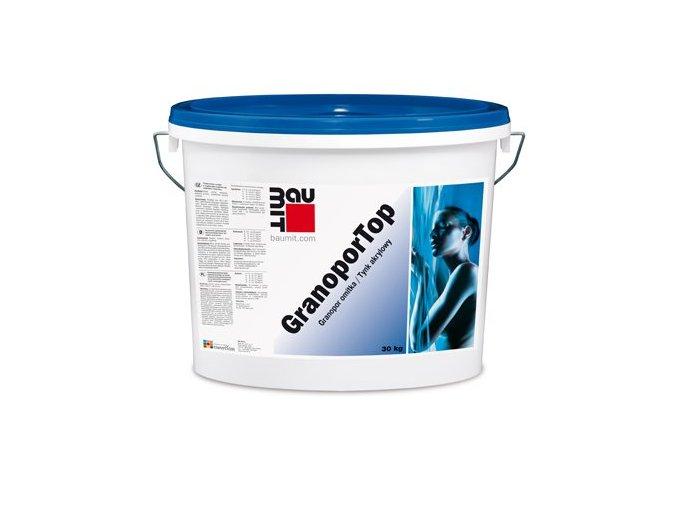 Baumit akrylátová omítka GranoporTop