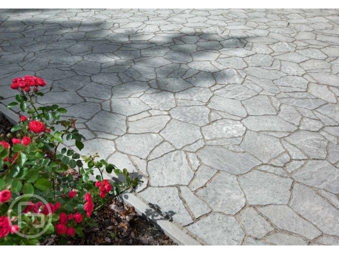 Dlažba Camino přírodní šedá tl.6cm - Ferobet