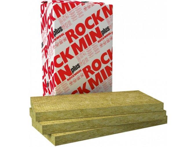 Rockwool Rockmin Plus izolační desky