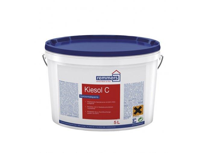 Injektáž proti vzlínající vlhkosti Kiesol C 5l Remmers