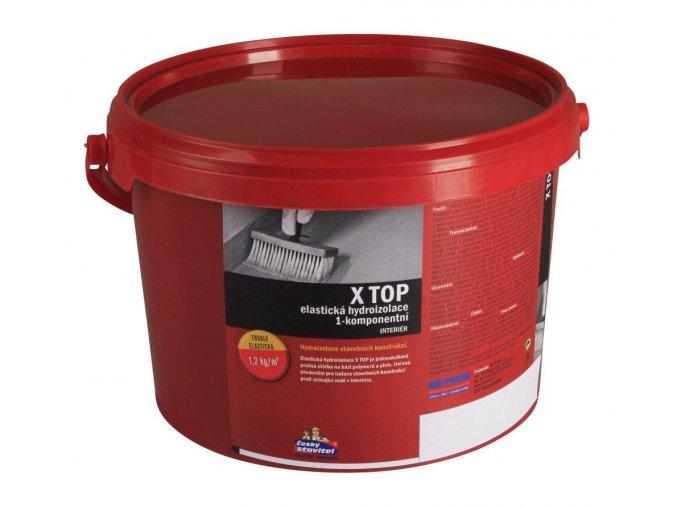 tekutá elastická hydroizolace X-top