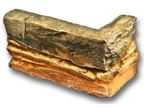 Obklad umělý kámen Carolina - roh